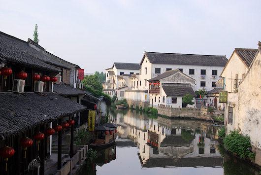 アジア写真帳(紹興)-府山公園から龍山后街へ