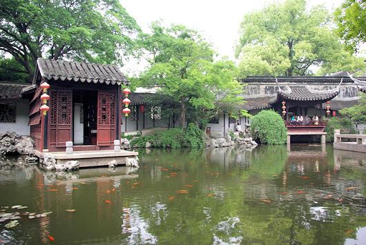 蘇州古典園林(中国庭園)の楽し...